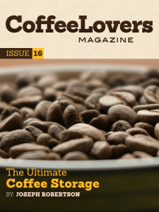 CLM16coverLG 225x300 Coffee Lovers Magazine Issue 16
