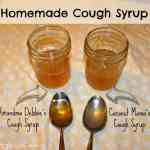 DIY Cough Syrup