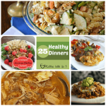 25 Healthy Dinners