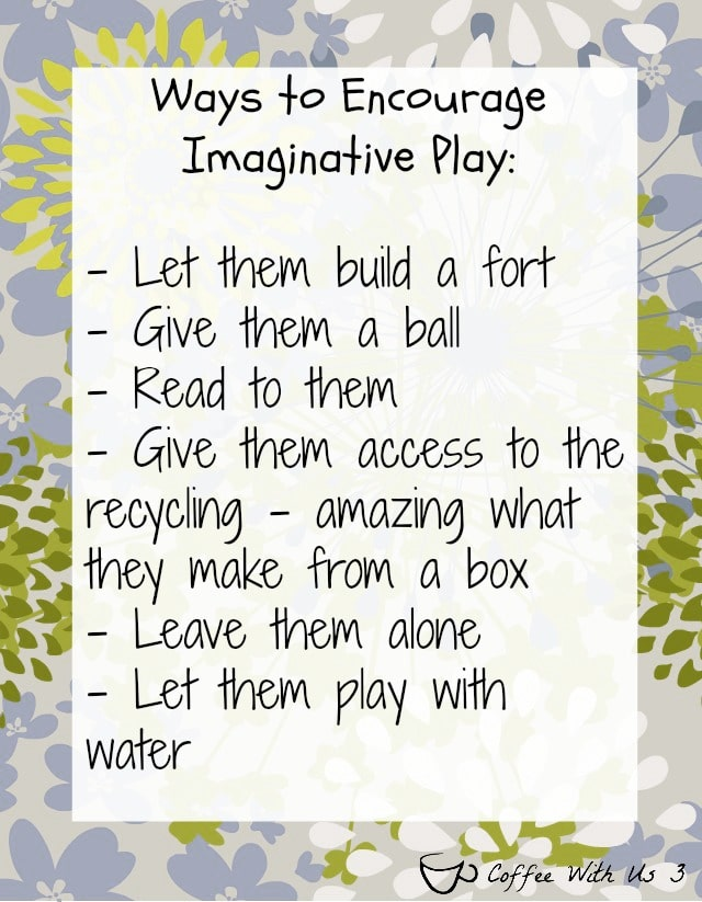 Ways to Encourage Imaginative Play  #sp #StuntHunt #fruitshoot