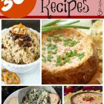 30 Dip Recipes