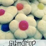 Gumdrop Flower Cookies