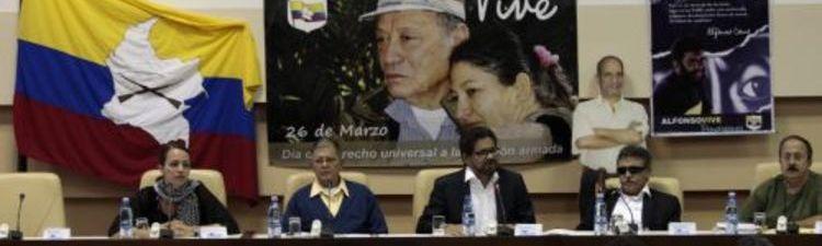 Columbian Peace Talks Small