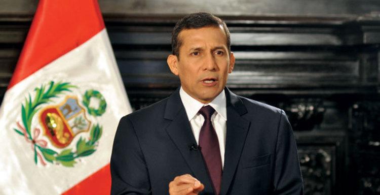 Photo Source: Presidencia/Handout/EPA/Newscom