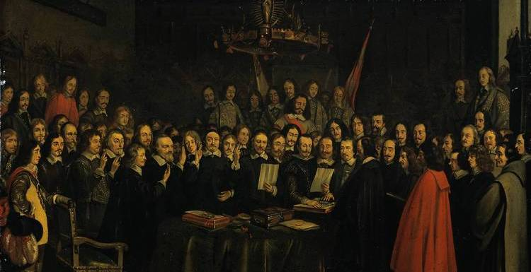 http://upload.wikimedia.org/wikipedia/commons/6/60/The_Ratification_of_the_Treaty_of_Munster%2C_Gerard_Ter_Borch_%281648%29.jpg