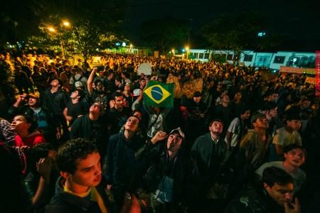 Nationwide protests in Brazil, June 2013 Image by: Alvaro Sasaki. Taken from: https://www.flickr.com/photos/alvarosasaki/11224424003