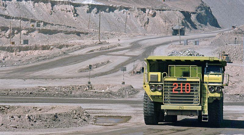 Mining El salvador