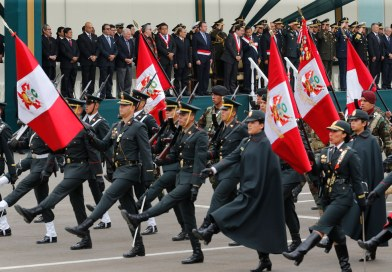 La Policía Nacional del Perú: Un Legado de Agresión