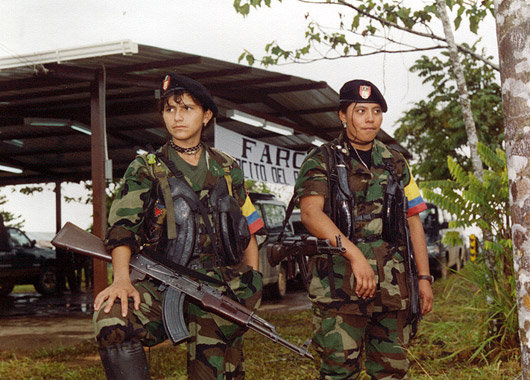 The FARC and Child Soldiers: A Question of Reintegration – So Near, Yet So Far