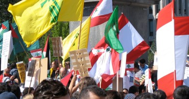 Pro-Lebanese_demonstration_in_Stockholm