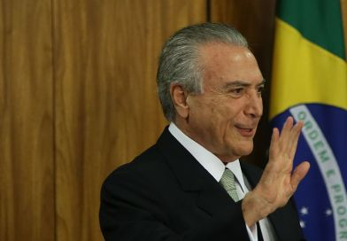 For my Friends, Anything: Temer's Presidential Dilemma in Brazil