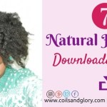 Downloadable: Natural Hair Tips #57-63