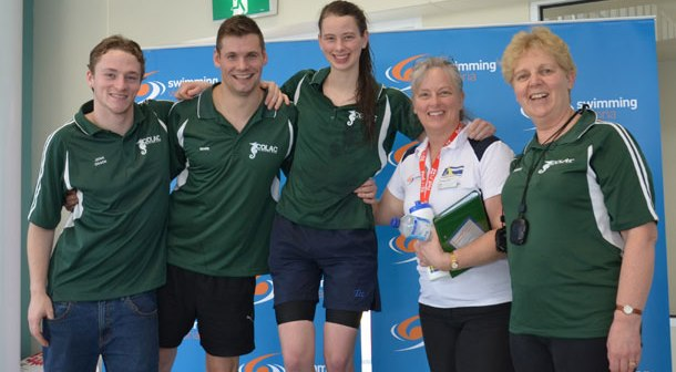 Colac swimmers record best results