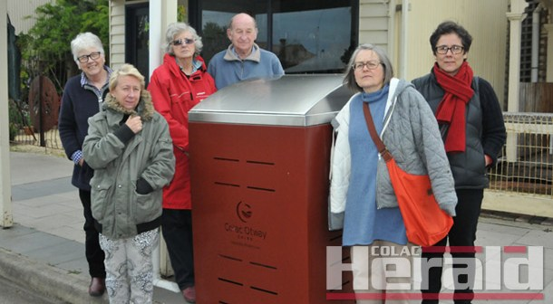 Residents concerned about new street bins