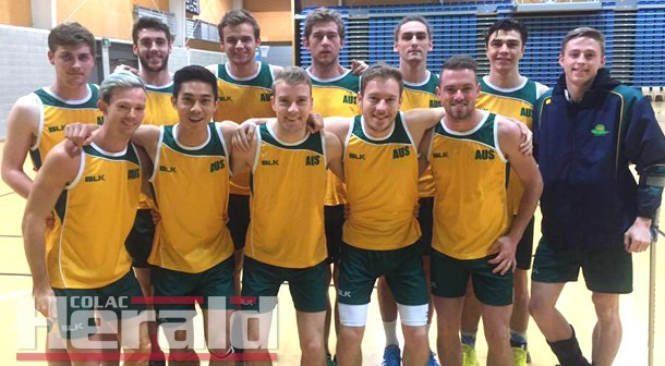 Netballer wins with Australia