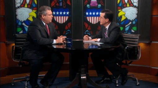 Robert Kagan on The Colbert Report