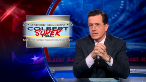 Colbert SuperPAC June 2011