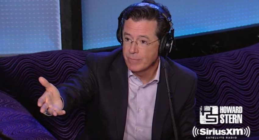 Stephen Colbert: The Howard Stern Interview