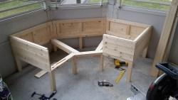 Building a custome planter box