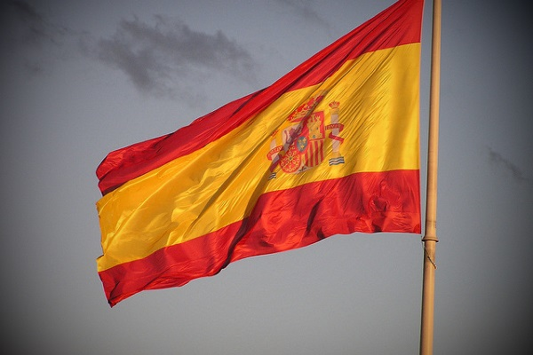Bandera España por travelinfool55