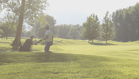 realisateur video grenoble golf