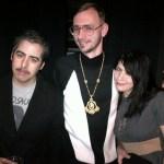 Carmine Covelli + Neal Medlyn + Kathleen Hanna + Wicked Clown Love