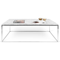 Groovy Gleam Marble Chrome Base Rectangular Coffee Table Bytemahome Temahome Gleam Marble Chrome Coffee Table Eurway Marble Coffee Table Walmart Marble Coffee Table Living Room