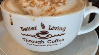 Better Living Through Coffee - Colleen Friesen