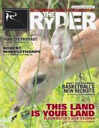 The Ryder Magazine - October 2014 Cover