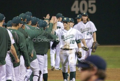 Cal Poly improved to 18-3.