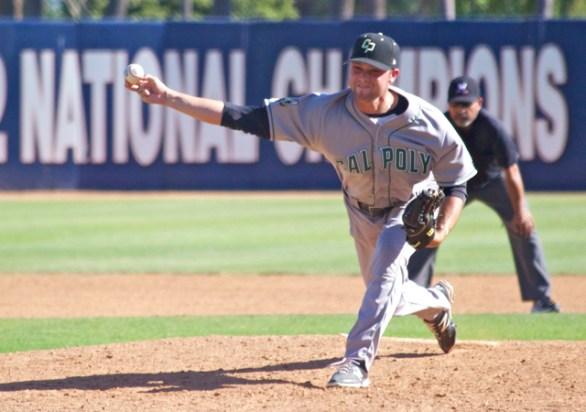 Bryan Granger pitched two innings. (Photo: Shotgun Spratling)