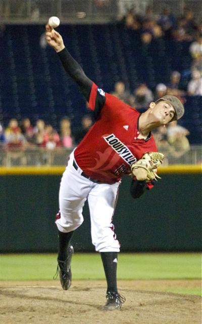 Nick Burdi struck out both batters he faced. (Photo: Shotgun Spratling)