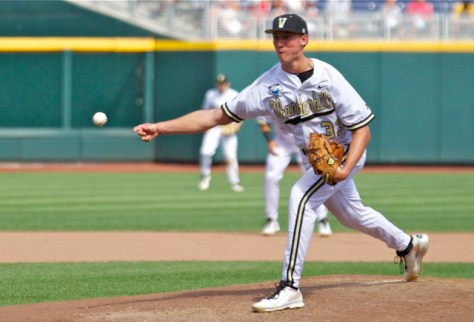 Brian Miller pitched a career-high 7.1 IP with 8 K. (Photo: Shotgun Spratling)