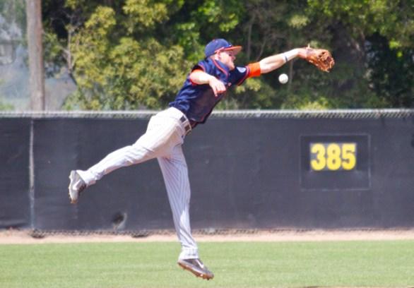 A liner goes just over Keegan Dale's glove. (Photo: Shotgun Spratling)
