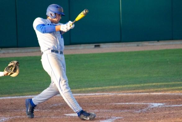 Tyler Kuresa had four hits. (Photo: Shotgun Spratling)