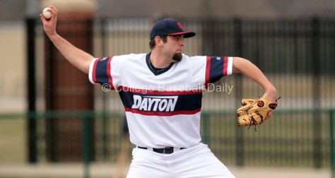 Dayton wore these uniforms in 2010