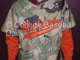 Can you say Camo? Virginia Tech wore these in 2010