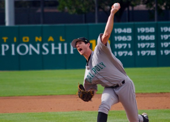 Matt Imhof picked up his second win.