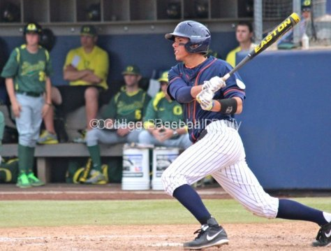 Jake Jefferies had three hits, including two doubles.