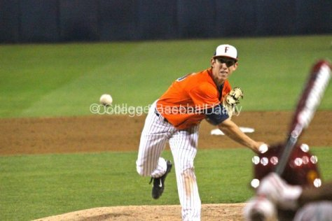 Michael Lorenzen pitched a perfect ninth inning.
