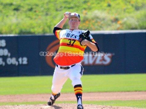 Corey Miller went 6 innings.