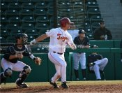 Brandon Garcia reached base four times to lead the USC offensive attack.