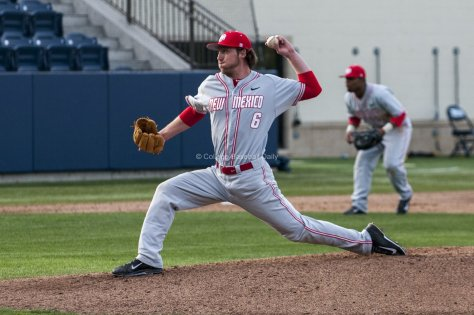 Colton Thomson, pitched a strong 5.1 innings