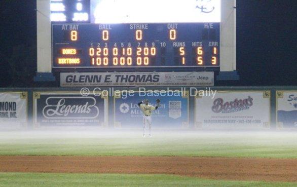 John Norwood questions the fog. (Photo: Shotgun Spratling)