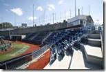 Renovations completed at Columbia's Robertson Field