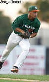 Around the Horn with Miami's Harold Martinez
