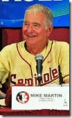 Florida State extends Mike Martin Sr. through 2015