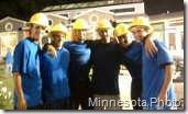 Minnesota Players find Joy in Outreach Effort