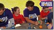LSU Baseball Embraces Community Service