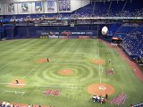 Metrodome Collapse Causing Trouble in Baseball